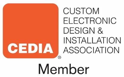 CEDIA Custom Electronic Design & Installation Association Member