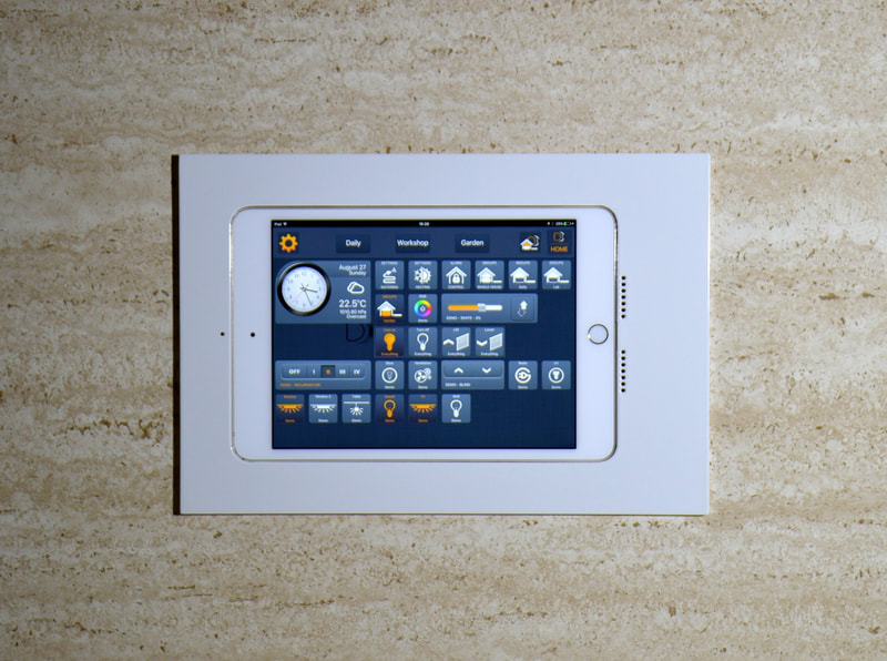 retrofit flush mount for ipad mini 5
