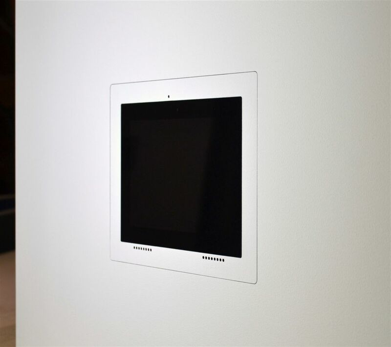 new construction flush mount for c4-wall7-