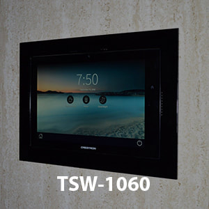 Flush mounts for TSW-1060