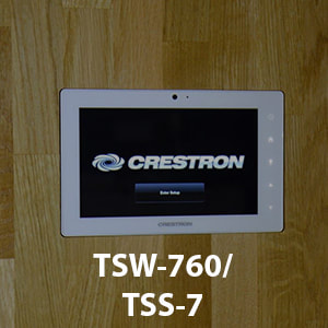 Flush mounts for TSW-760 and TSS-7