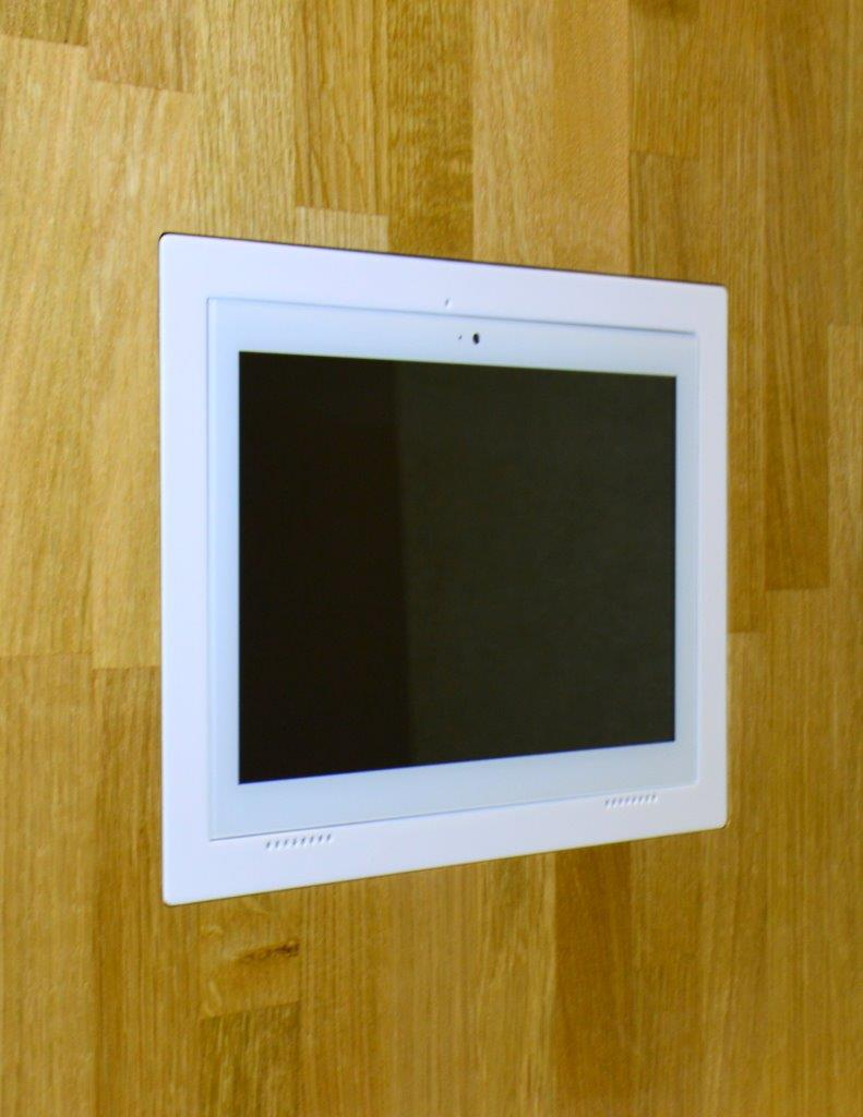 solid surface flush mount for C4-WALL10-